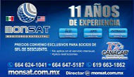 MONSAT MONITOREO SATELITAL