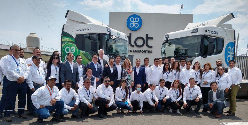 Con esta alianza comercialAutotransportes Pilotse convierte en la flota conmás tractocamiones Scania en el país, teniendo el soporte integral de postventa y el respaldo de la financiera propia de la marca.
